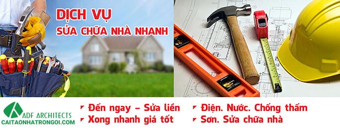 Cải tạo nhà trọn gói uy tín, chất lượng tại Thái Nguyên