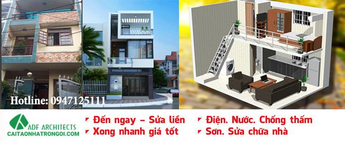 Dịch vụ cải tạo nhà trọn gói chất lượng, tin cậy tại Vĩnh Phúc