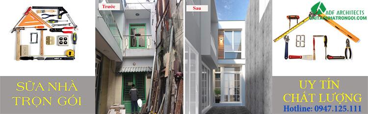 Dịch vụ sửa chữa, cải tạo nhà trọn gói uy tín tại Hà Nội